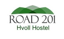 hvoll hostel logo